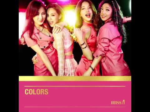 Miss A - Only You (Speed Up)