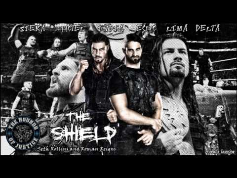 WWE: The Shield Theme Song [Special op] + Arena Effects