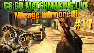CS:GO biBa MATCHMAKING LIVE #11 - Mirage is bissle verkehrt rum :^)