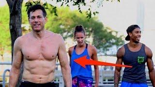 Strauss Zelnick has an intense workout regimen that fuels his success