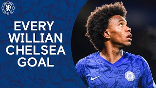 Every Willian Goal For Chelsea! | Ultimate Skills, Tricks & Free-Kicks from the Brazilian