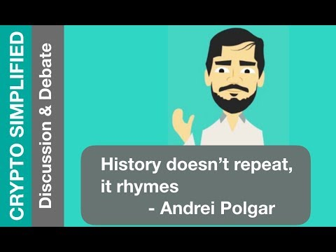 The Age Of Anomaly - Crises & Crypto With One Minute Economics' Andrei Polgar