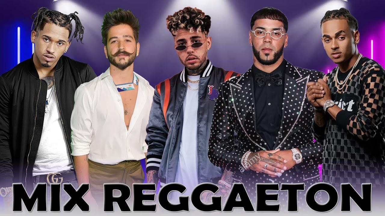 TOP REGGAETON 2021 - POP LATINO 2021 - Mienteme, Qué Más Pues, Baila Conmigo, Carajo Mi Vida