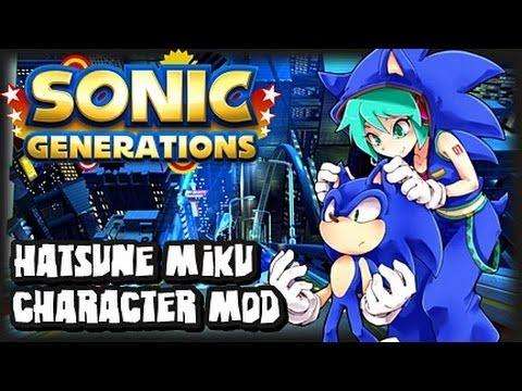 мод на Sonic Generations скачать - фото 10