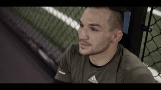 "Michael Chandler tells a funny story about ""Platinum"" Mike Perry"