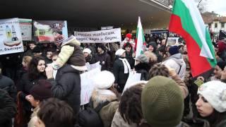 Протест против добива на шистов газ (Варна) - 14.01.2012. II