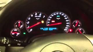Corvette C6 Mystery Beeping