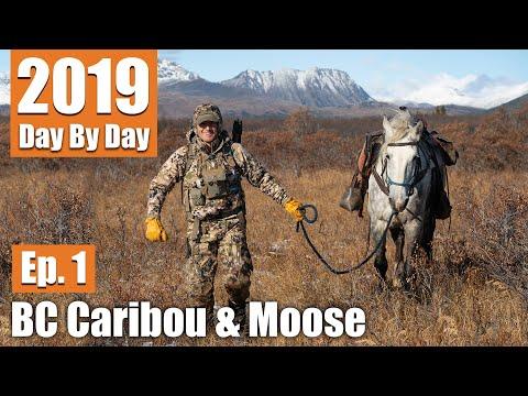 My 40 Year Dream Hunt | 2019 British Columbia Caribou & Moose (Ep. 1)