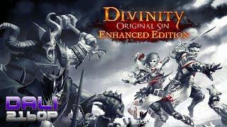 Divinity: Original Sin Enhanced Edition PC 4K UltraHD Gameplay 60fps 2160p