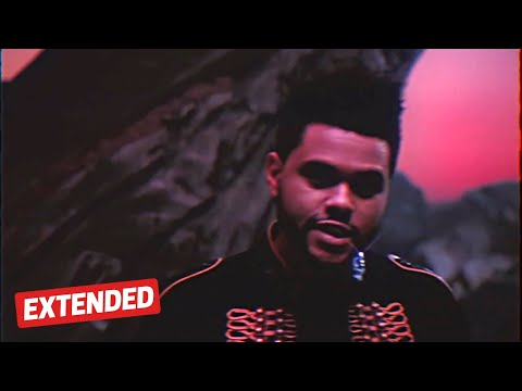 The Weeknd - I Feel It Coming ft. Daft Punk (EXTENDED) 10 Minute Music