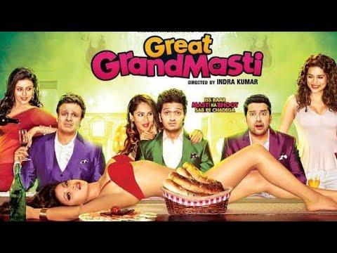 Download Great Grand Masti   full movie   HD 720p   urvashi, riteish, vivek, Aftab,   #ggm review and facts