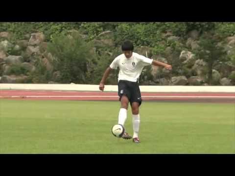 Video dạy bóng đá – kỹ thuật đá má ngoài