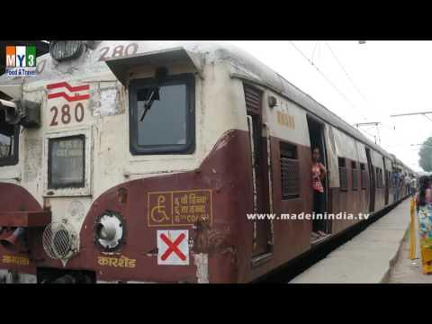 SEAWOODS RAILWAY STATION | NAVI MUMBAI | INDIA