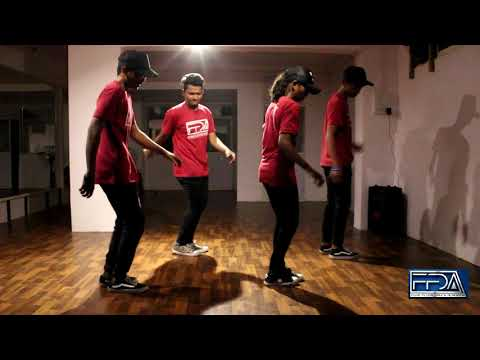 Bruno Mars | FINESSE | C-Walk Routine | FUNK FLOOR Dance Academy | Choreography By Ravi Soni