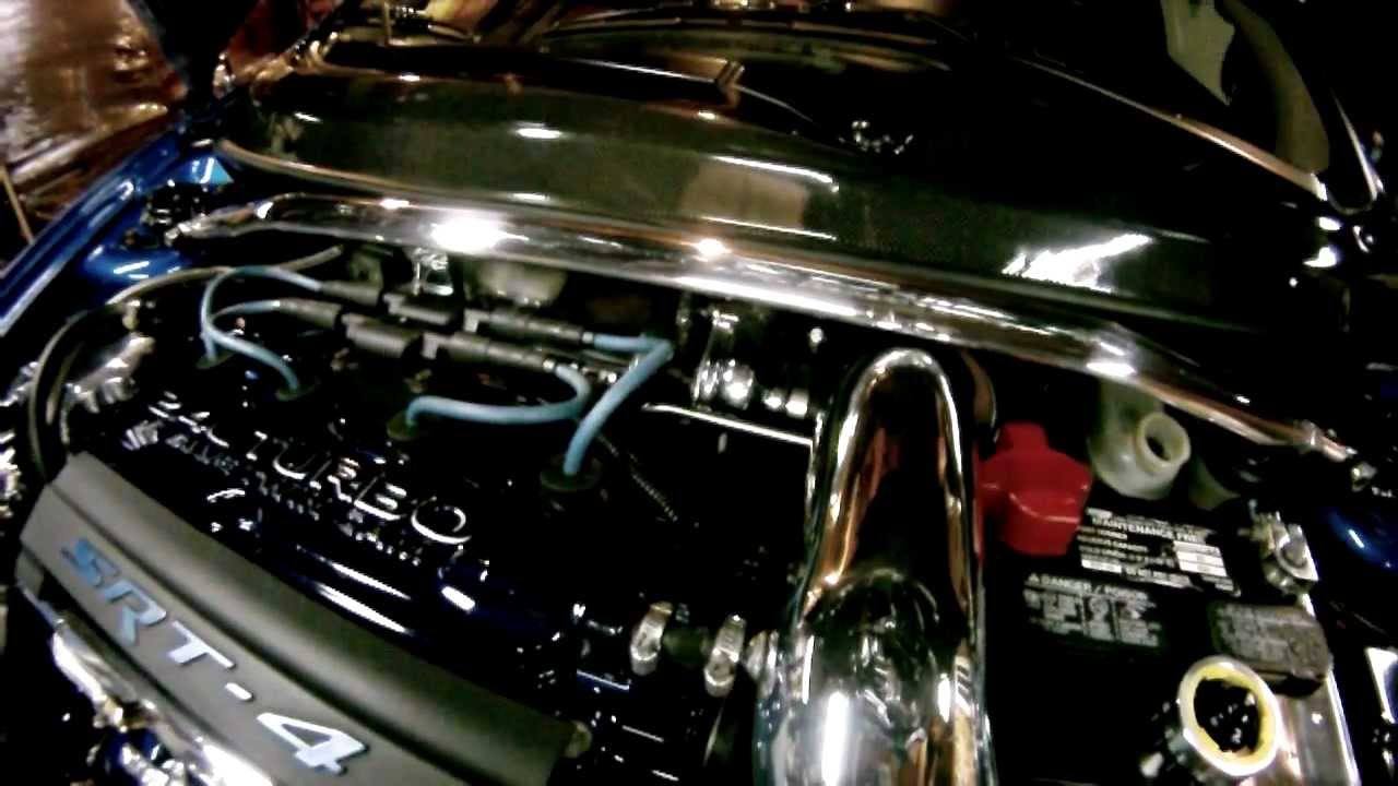 How long does a ball bearing turbo spin for? - YouTube