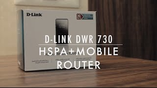 D-Link DWR-730 HSPA Mobile Router Review