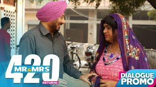 Mr & Mrs 420 Returns    Jaswinder Bhalla , Karamjit Anmol    Film Releasing on 15th August