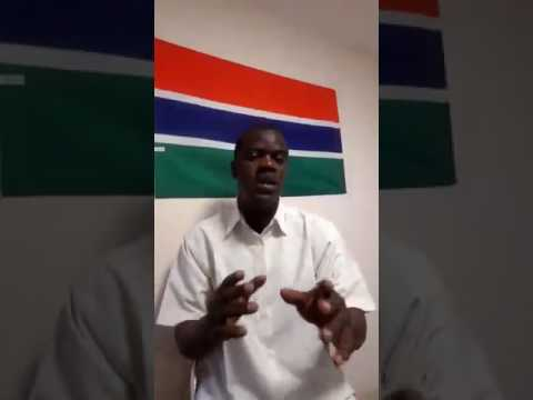 We Have A Moral Problem In Gambia