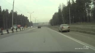 ДТП Нижняя Ельцовка 16.04.12.mov