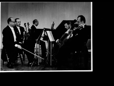 G  Bacewicz Piano quintet N  1 perf  by Wladyslaw Szpilman and The Warsaw Piano Quintet