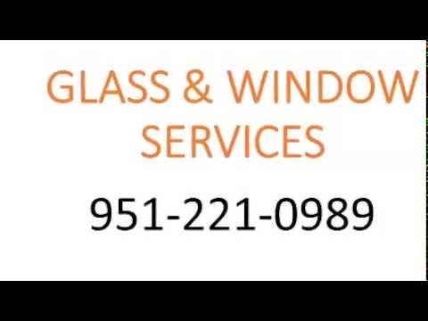 WINDOW | WINDOW REPAIR (951) 221-0989 Window Replacement Services Moreno Valley, CA