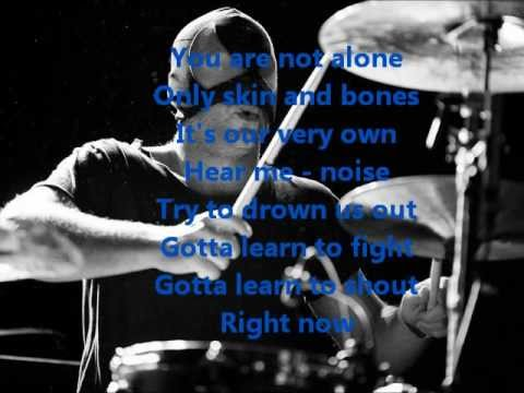 the bloody beetroots - Church of noise (lyrics)