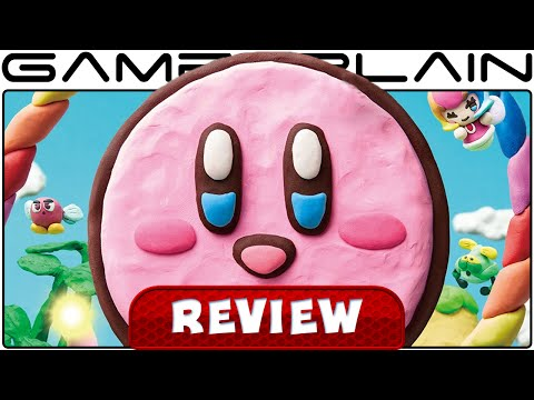 Kirby and the Rainbow Curse - Video Review (Wii U)