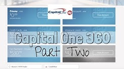 WATCH ME TRANSFER MONEY - Capital One 360 PART TWO! || Using Capital One 360 with Cash Envelopes