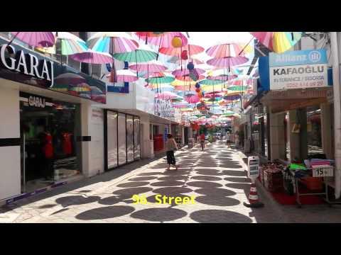 Fethiye City Center Turkey