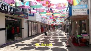 Fethiye City Center / Turkey 2015