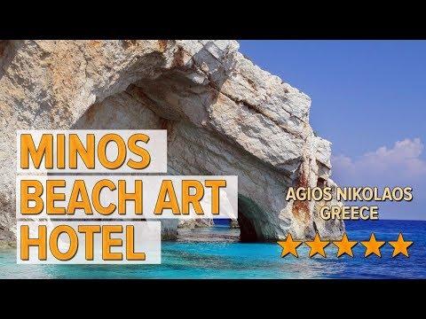 Minos Beach Art Hotel Hotel Review | Hotels In Agios Nikolaos | Greek Hotels