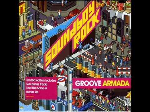 Клип Groove Armada - Paris