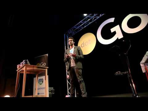 dotGo 2015 - Arnaud Porterie - Abusing text/template for data transformation