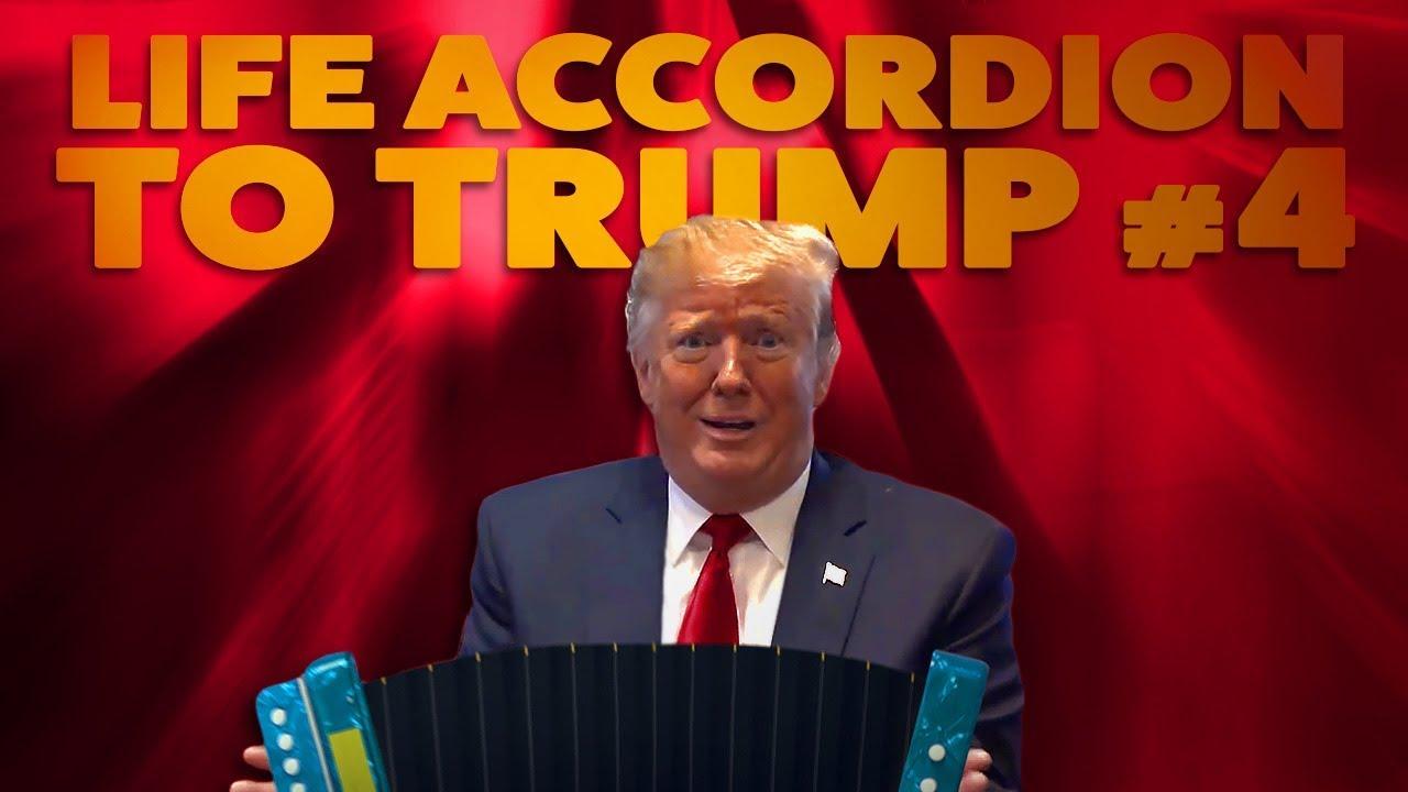 Trump promete um show de sanfona no próximo debate.
