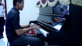 Proud of You -- Piano -- bạn Huy -- Lớp nhạc Dương Cầm Nhỏ