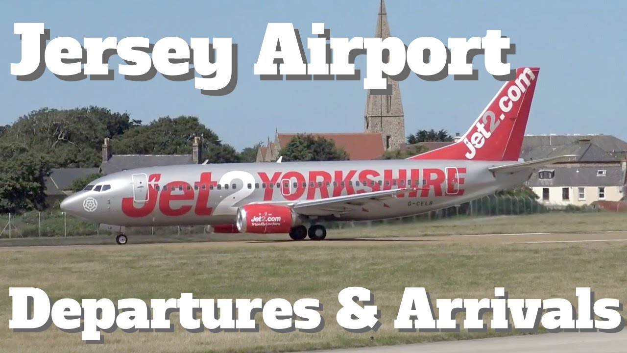 jersey airport cancellations