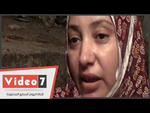 اليوم السابع : بالفيديو.. مواطنة تطالب محافظ الجيزة بحل أزمة المجارى فى إمبابة