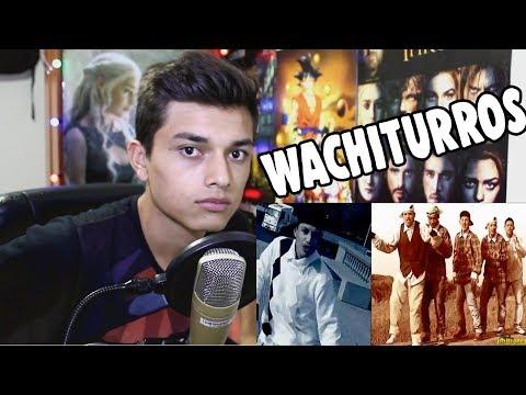 Los Wachiturros - Tirate un paso - Video Oficial - REACCION