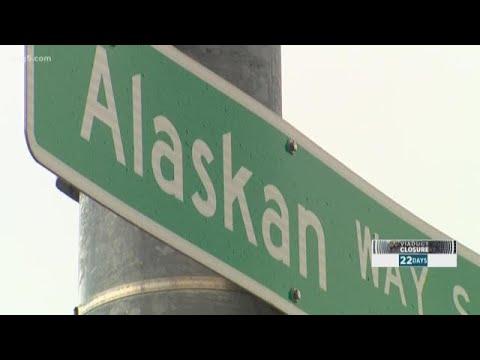 Port of Seattle preparing for Viaduct closure
