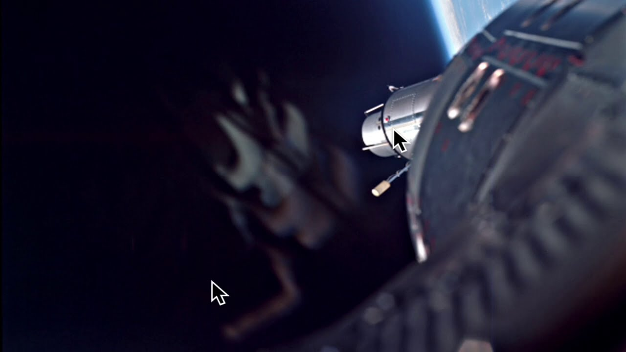 Mysterious Object Shoots Past Gemini 9A Mission, June 1966, UFO Sighting News.