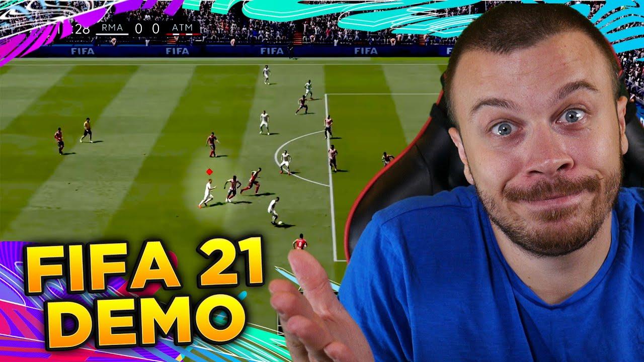 ИСТИНАТА ЗА FIFA 21 DEMO! КАКВО СЕ СЛУЧИ С ДЕМОТО И КОГА МОЖЕ ДА ИГРАЕМ FIFA 21!