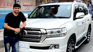 TOYOTA LAND CRUISER V8 MODIFIED LIKE AS 2020 FULL REVIEW LIKE AS PAKWHEELS ON PK BIKES
