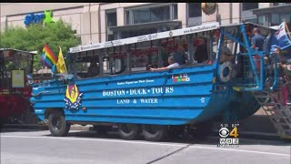 Boston Duck Boat Tour Finds Body In Charles River