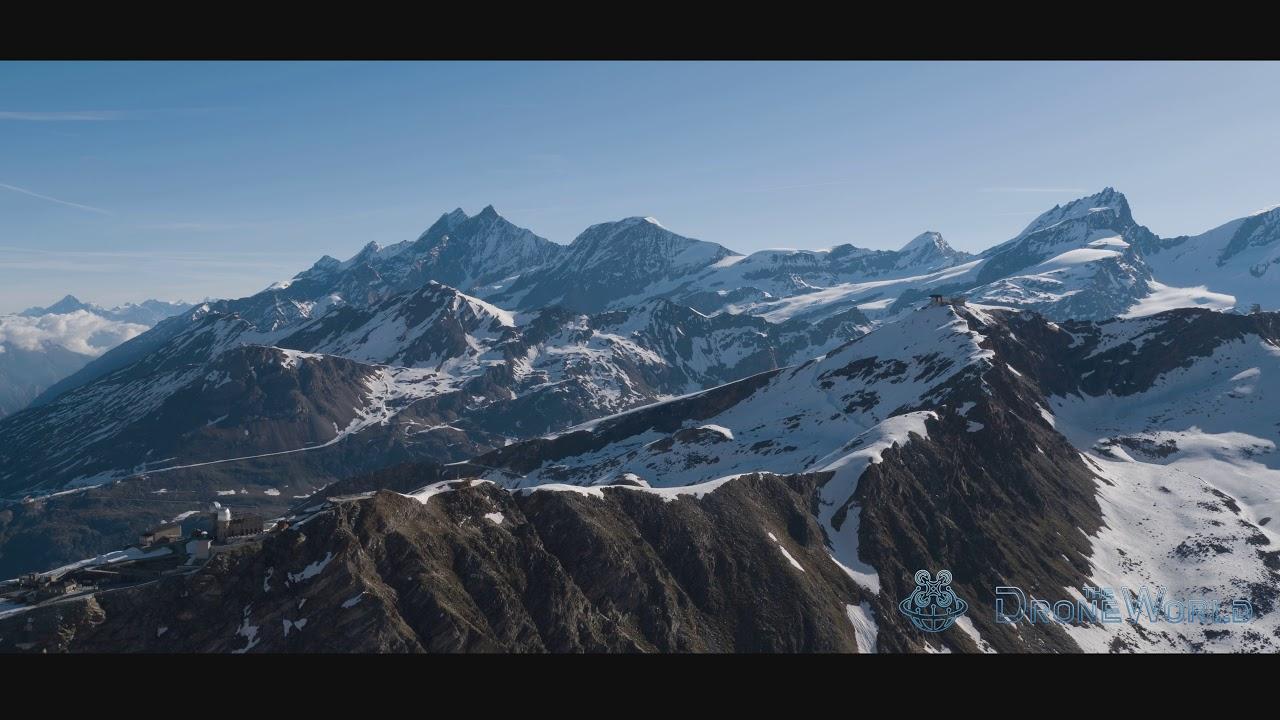 【W.S.P】標高3000m以上のスイス山脈空撮&3Dスキャン1 DTW【~World Scan Project~Swiss】 - YouTube