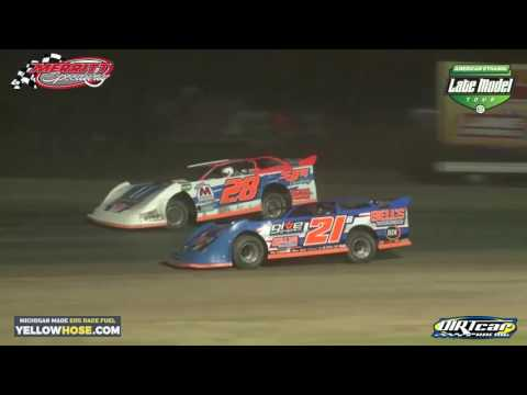 Merritt Speedway Aug. 6th Full Feature and Top 3 Interviews