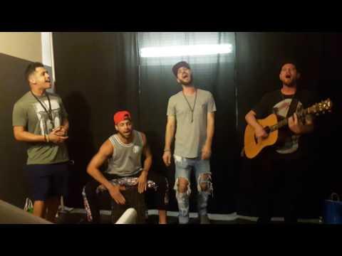 O-Town- Suddenly & Shy girl VIP Acoustic Set #My2kTour Phoenix, Az
