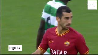 #goal #highlight Henrikh Mkhitaryan vs Sassoulo (4-2) CHAMPIONNAT ITALIAN 🔥🔥🔥 CALCIO