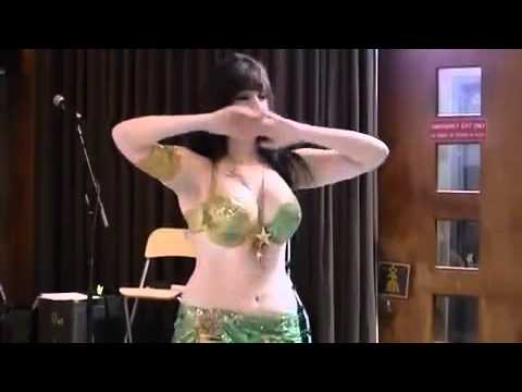 Arabic Belly Dance Video  Hot Arab Belly Dance