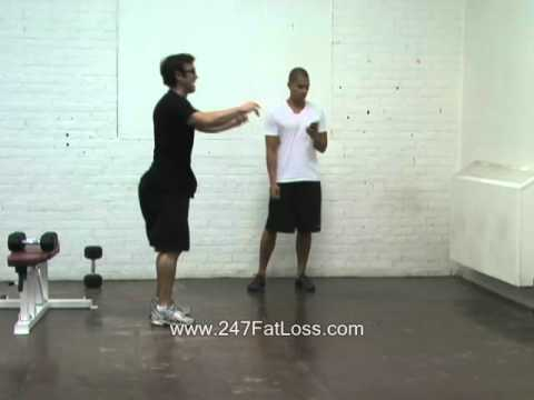 Short No Equipment Workout - TT 20/10 Bodyweight Squat Finisher