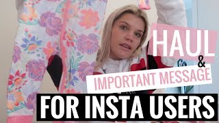 IMPORTANT MESSAGE TO ANYONE WITH INSTAGRAM | LIFESTYLE CHANNEL